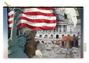 American Symbolicism Carry-all Pouch