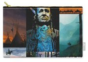 American Tapestry Carry-all Pouch