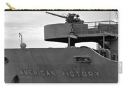 American Victory Ship Carry-all Pouch