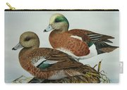 American Widgeons Carry-all Pouch