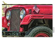 American Willys Carry-all Pouch
