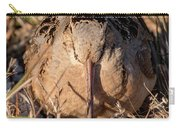 American Woodcock Head On Carry-all Pouch