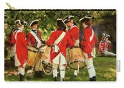 Americana - People - Preparing For Battle Carry-all Pouch