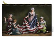 Americana - Flag - Birth Of The American Flag 1915 Carry-all Pouch