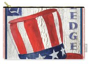 Americana Patriotic Carry-all Pouch