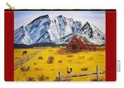 Americana - Plains Of Colorado Carry-all Pouch