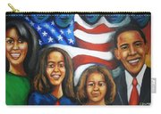 America's First Family Carry-all Pouch