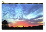 City On A Hill - Americus, Ga Sunset Carry-all Pouch