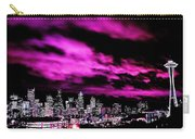 Amethyst City Carry-all Pouch