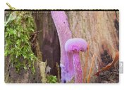 Amethyst Deceiver - Edible Mushroom Carry-all Pouch