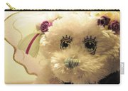 Amethyst Fairy Bear Carry-all Pouch