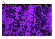 Amethyst Orange Parade Carry-all Pouch