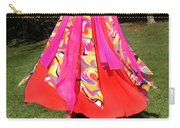Ameynra Belly Dance Fashion - Multi-color Skirt 93 Carry-all Pouch