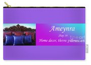 Ameynra Shop 19. Promo Banner 3 Carry-all Pouch