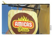 Amicas Pizza Carry-all Pouch
