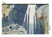 Amida Waterfall Carry-all Pouch