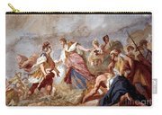Amigoni: Dido And Aeneas Carry-all Pouch by Granger