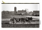Amish Agriculture  Carry-all Pouch