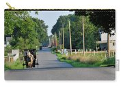 Amish Buggy Sunny Summer Carry-all Pouch