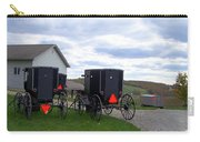 Amish Country Carts Autumn Carry-all Pouch