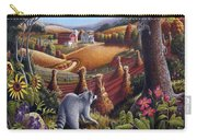 Amish Country - Coon Gap Holler Country Farm Landscape Carry-all Pouch