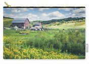 Amish Country Farm Warrens Carry-all Pouch