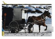 Amish Crossing Carry-all Pouch