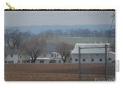 Amish Farm After Harvest Carry-all Pouch