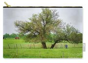 Amish Man And Tree Carry-all Pouch