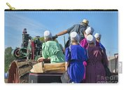 Amish On Steam Engine Carry-all Pouch