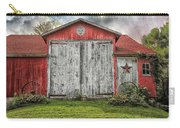 Amish Red Barn Carry-all Pouch