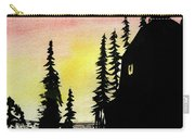 Among The Pines Carry-all Pouch