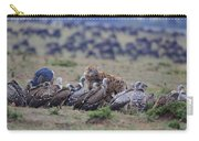 Among The Vultures 1 Carry-all Pouch