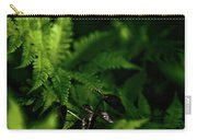 Amongst The Fern Carry-all Pouch