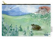 Amongst The Skies Carry-all Pouch