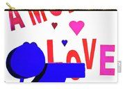 Amore Love Carry-all Pouch