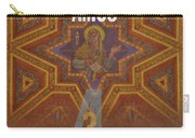 Amos Books Of The Bible Series Old Testament Minimal Poster Art Number 30 Carry-all Pouch