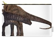Ampelosaurus Armored Dinosaur Carry-all Pouch