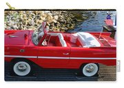 Amphicar Red  Carry-all Pouch
