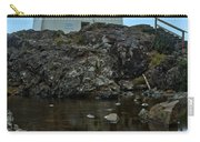 Amphitrite Point Lighthouse Reflections Carry-all Pouch