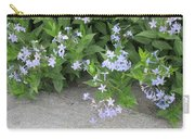 Amsonia Tabernaemontana Carry-all Pouch
