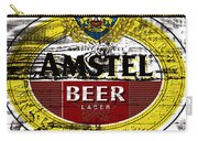 Amstel Beer Sign  Carry-all Pouch