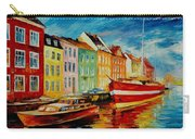 Amsterdam - City Dock Carry-all Pouch
