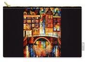 Amsterdam - Little Bridge Carry-all Pouch