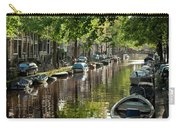 Amsterdam Canal Carry-all Pouch by Joan Carroll