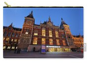 Amsterdam Central Station Carry-all Pouch