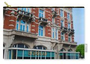 Amsterdam Holland Canal Hotel Restaurant Carry-all Pouch