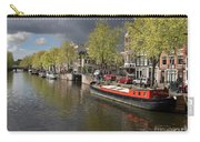 Amsterdam Prinsengracht Canal Carry-all Pouch