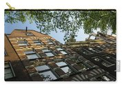 Amsterdam Spring - Fancy Brickwork Glow - Left Horizontal Carry-all Pouch