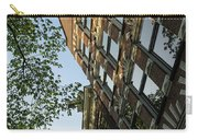 Amsterdam Spring - Fancy Brickwork Glow - Left Vertical Carry-all Pouch